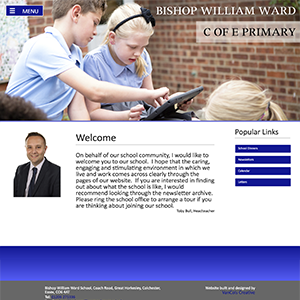 See our portfolio of School and Commercial Websites