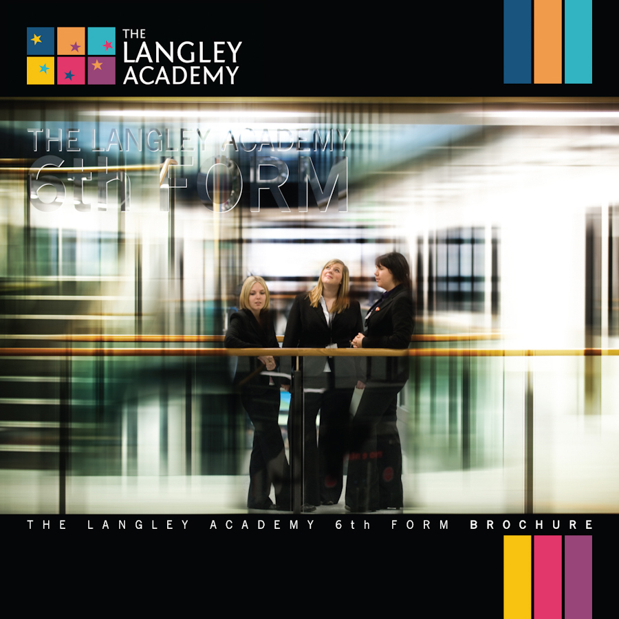 The Langley Academy 6th form brochure by Vancols